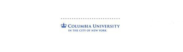 Columbia University trademark at 1.5 inches, or 150 pixels